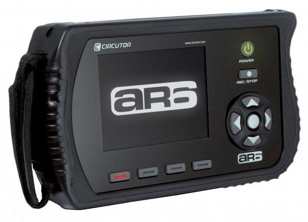 Nueva adquisición: analizador de redes y calidad CIRCUTOR AR6